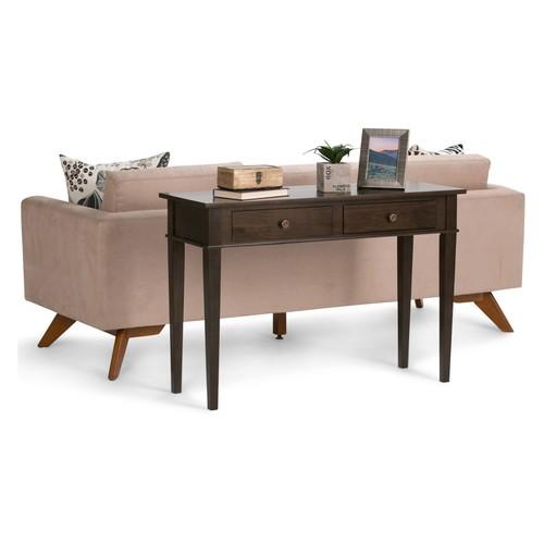 Simpli Home Carlton Console Sofa Table