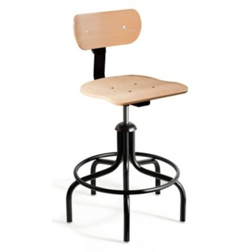 BEVCO Low-Back Drafting Chair