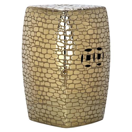 Safavieh Jasmine Ceramic Garden Stool