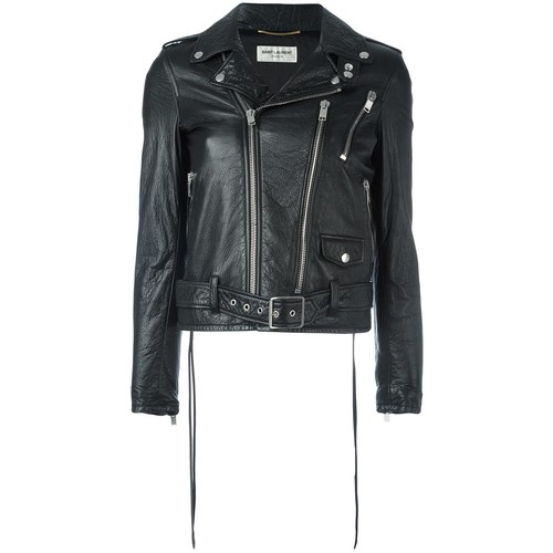 SAINT LAURENT Bloodluster Motorcycle Jacket