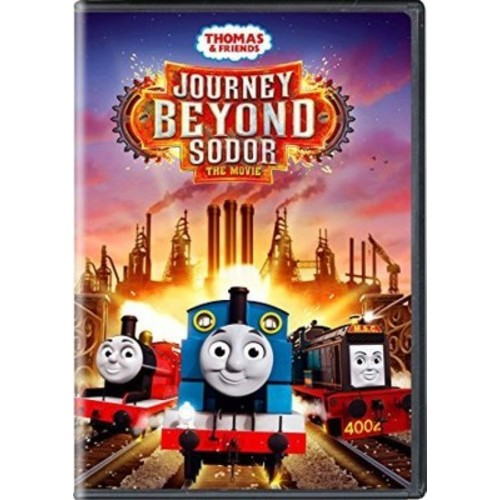 Thomas & Friends: Journey Beyond Sodor - The Movie (DVD)