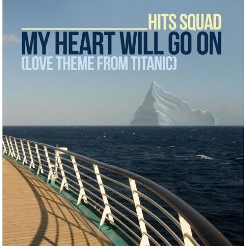My Heart Will Go On [CD]