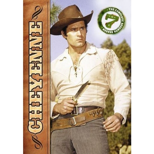 Cheyenne: The Complete Seventh Season [4 Discs] [DVD]
