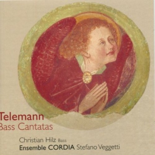 Telemann: Bass Cantatas [CD]