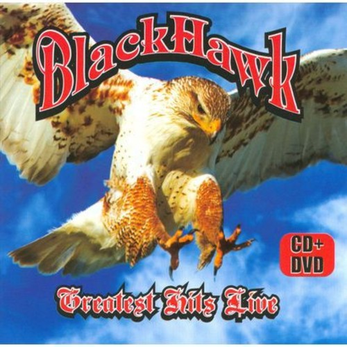 Blackhawk - Greatest Hits Live (CD)