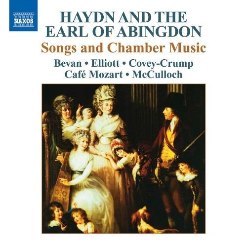 Haydn & The Earl Of Abingdon - CD - Various