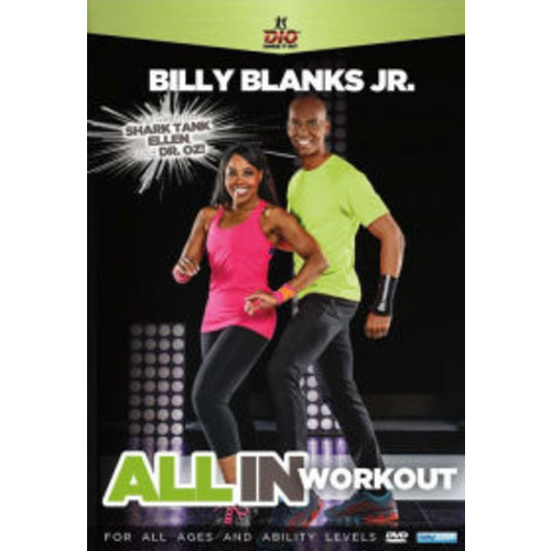 Billy Blanks Jr.: Dance It Out - All in Workout