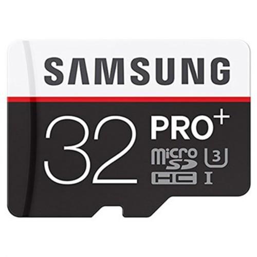 Samsung Pro Plus 32GB MicroSDHC Memory Card --- 95MB/s Read, 90MB/s Write
