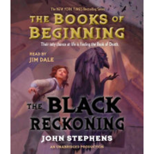 The Black Reckoning (Books of Beginning Series #3)