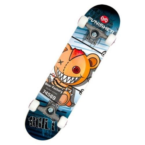 Punisher Skateboards Guilty Complete Skateboard (31\