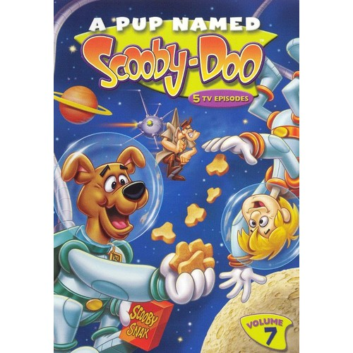 A Pup Named Scooby-Doo, Vol. 7 [DVD]