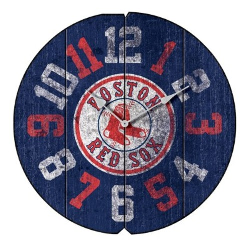 MLB Imperial Round Vintage Wall Clock