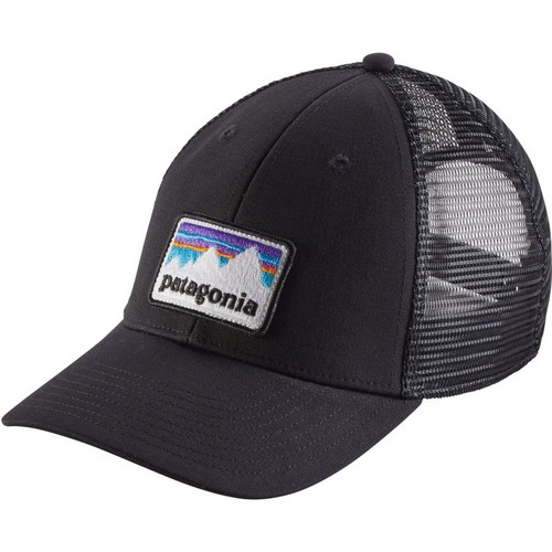 Patagonia Shop Sticker Patch LoPro Trucker Hat - Men's