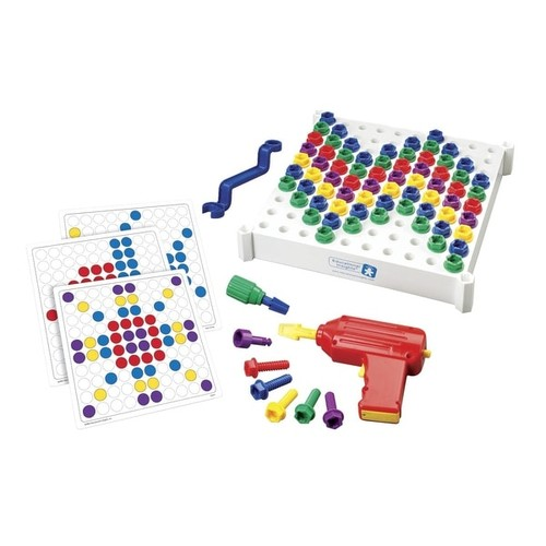 Educational Insights Design and Drill Activity Center Kit