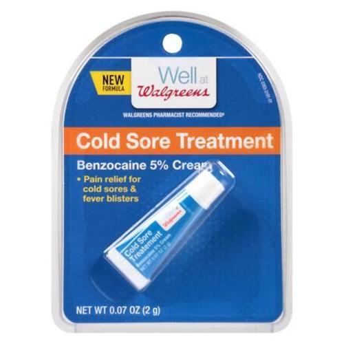 Herpecin-L Lip Protectant\u002F Cold Sore Lip Balm Stick