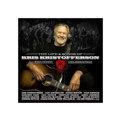 Various - Life & Songs Of Kris Kristofferson (CD)