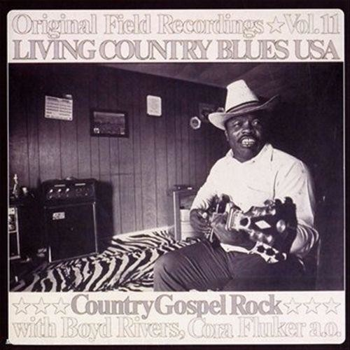 Living Country Blues USA, Vol. 11 [CD]