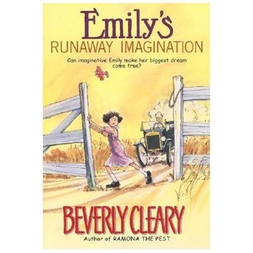 Emily's Runaway Imagination (Hardcover)