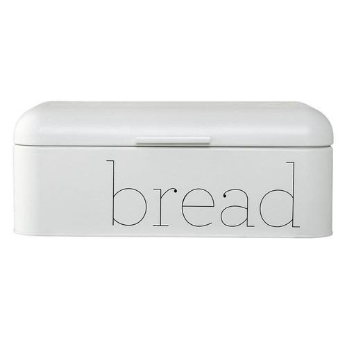 Metal Bread Bin in White design by BD Edition