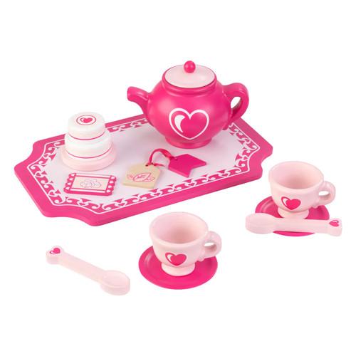 KidKraft Tea Party Playset - Pink
