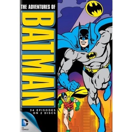 The Adventures of Batman [2 Discs] [DVD]