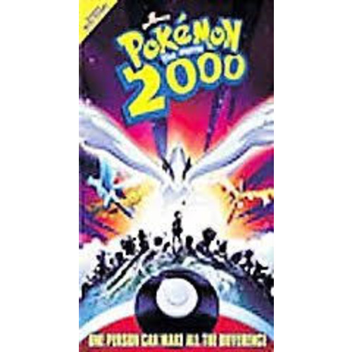 Pokmon The Movie: 2000