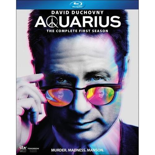 Aquarius [4 Discs] [Blu-ray]