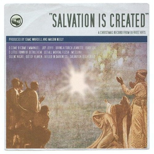 Salvation Is Created: A Christmas Album from Bifrost Arts [CD]