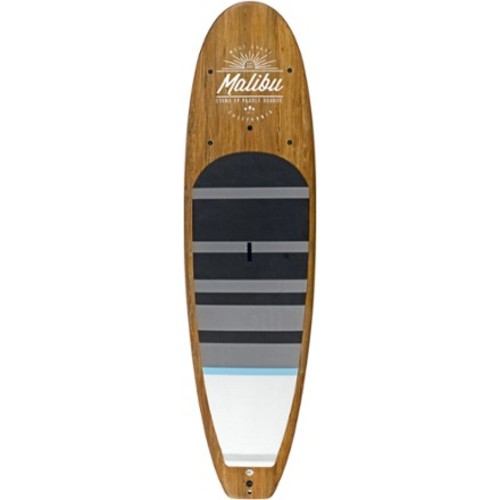 Malibu Classic VFT Stand Up Paddle Board with Paddle - 10' 6