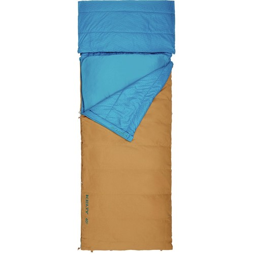 Kelty Revival Cloudloft Sleeping Bag: 40 Degree Synthetic