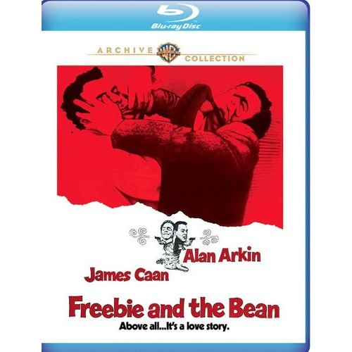 Freebie and the Bean [Blu-ray] [1974]