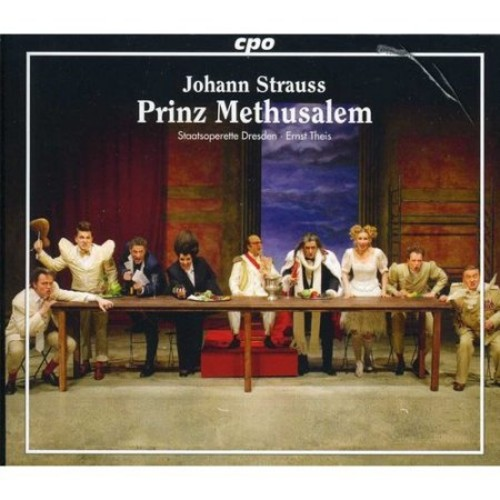 Johann Strauss: Prinz Methusalem [CD]