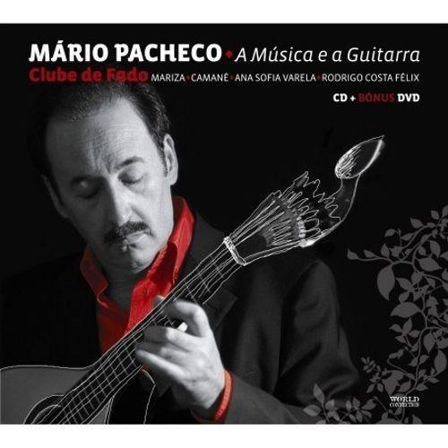 Clube de Fado: Musica E a Guitarra [CD]
