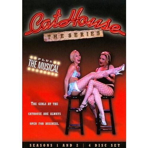 Cathouse: The Series [4 Discs] [DVD]