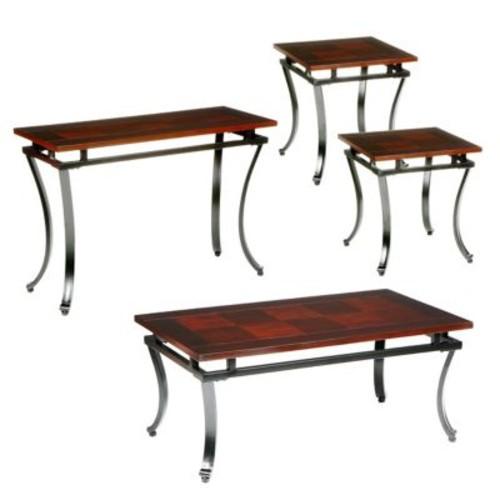SEI Modesto Table Collection - Espresso (GP0023)