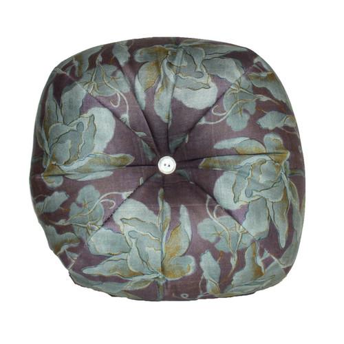 Sea Floral Apple Decorative Throw Pillow