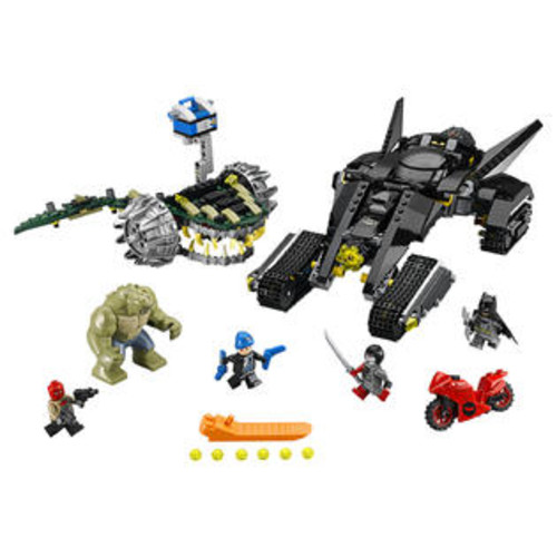 LEGO Super Heroes Batman(TM) Killer Croc(TM) Sewer Smash (76055)