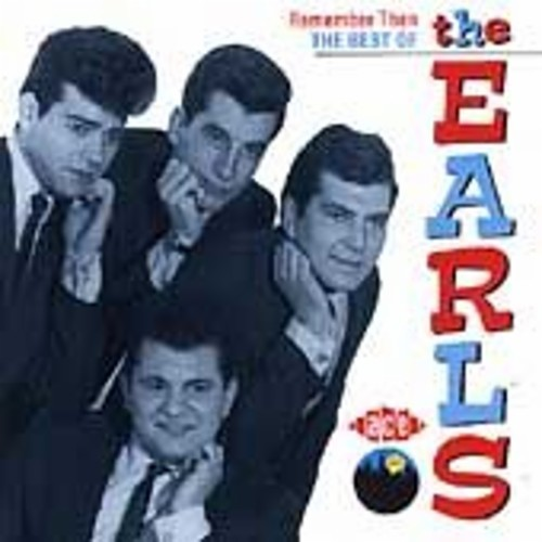 Remember Then: best Of The Earls CD (1993)