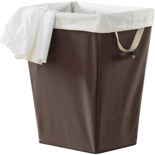 neatfreak! - Laundry Hamper with Liftout Liner and Everfresh - Brown