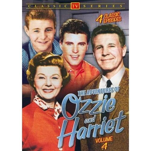 Adventures of Ozzie & Harriet, The - Volume 4