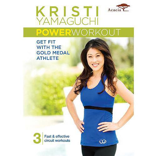 Kristi Yamaguchi: Power Workout [DVD] [2011]