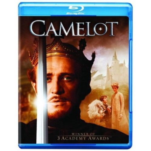 Camelot [Blu-ray]: Jack L. Warner, Alan Jay Lerner, Frederick Loewe, Joshua Logan, Richard Harris, Vanessa Redgrave, Franco Nero, David Hemmings, Lionel Jeffries, Laurence Naismith: Movies & TV