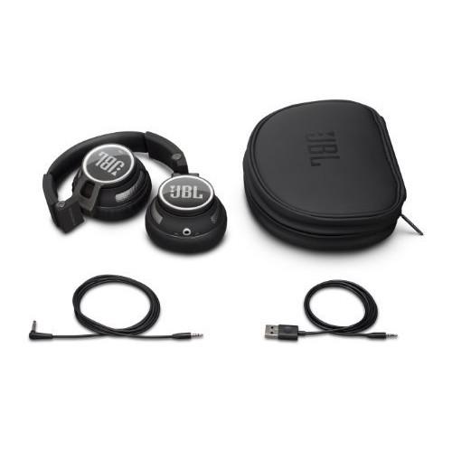 JBL Synchros On-Ear Bluetooth Headphones - Black