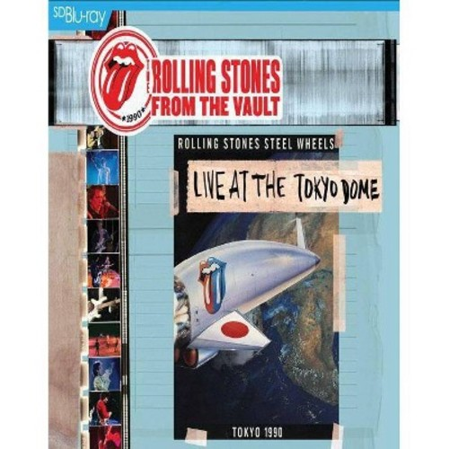 From the Vault: Live at the Tokyo Dome 1990 [CD/Blu-Ray] [CD & Blu-Ray]