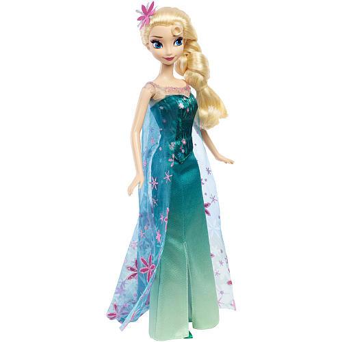 Disney Frozen Fever Birthday Party Elsa Doll