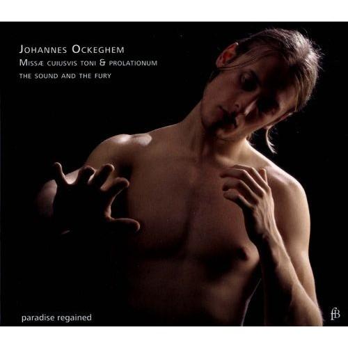 Missa Cuiusvis Toni & Prolationem - CD