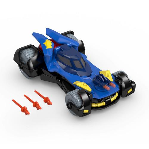 Imaginext DC Super Friends Deluxe Batmobile Vehicle