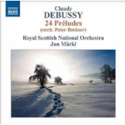 Martino Tirimo - Debussy: Complete Preludes 1-24
