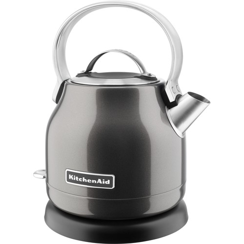 KitchenAid KEK1222OB 1.25-Liter Electric Kettle - Onyx Black