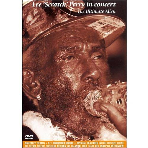 Lee Scratch Perry: In Concert - The Ultimate Alien [DVD] [2003]